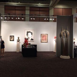 Dawson Cole Fine Art at Palm Springs Fine Art Fair 2015, installation view