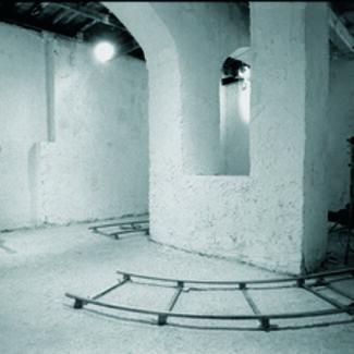 Italo Zuffi - Project For A Cruel Example, installation view