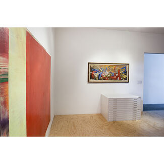 West Room January 2015, installation view