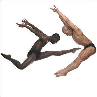 Roy Volkmann -Dance, installation view