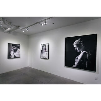 The Absorbed Tradition, installation view