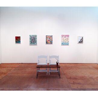 VICTORI+MO CONTEMPORARY at Market Art + Design 2015, installation view