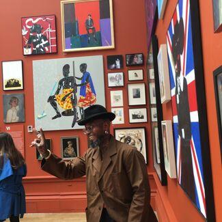 Ed Cross Fine Art at 1:54 London 2017, installation view