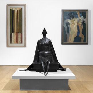 Modern British Art, installation view