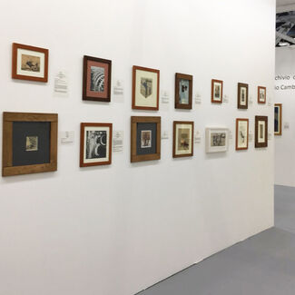 Galleria Russo at Artefiera Bologna 2018, installation view