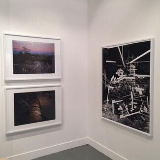Upfor at Paris Photo Los Angeles 2015, installation view