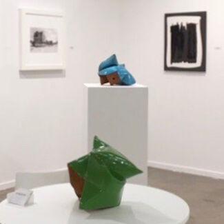 Galerie Richard at SWAB Barcelona 2017, installation view