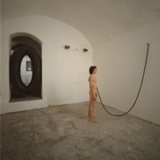 Paolo Canevari - Mama, installation view