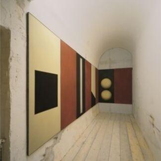 Marco Tirelli - Mar Rosso, installation view