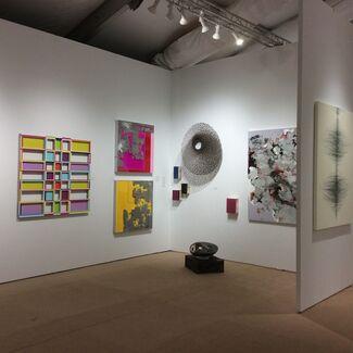 JanKossen Contemporary at Art Southampton 2015, installation view