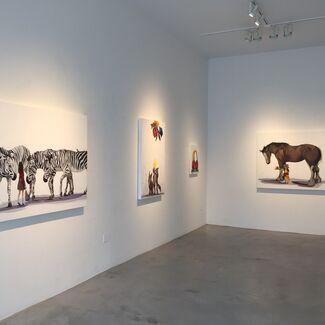 Amberlee Rosolowich - It's Okay!, installation view