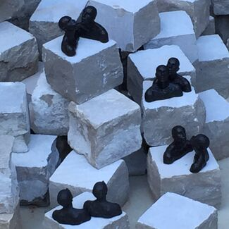 Labyrinth, installation view