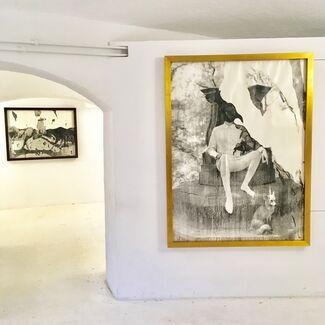 ANALOG Valentina Murabito / Susanna Kraus, installation view