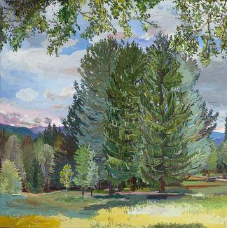 Nancy Friese: Arbor Views, installation view