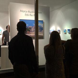 Mary-Austin Klein - Into the Blue, installation view