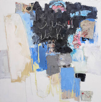 April Artist of the Month SUSAN WASHINGTON, installation view