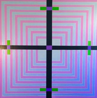 Dan Leahy Exhibition, installation view