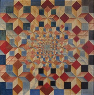 Liviu Stoicoviciu - The Golden Section, installation view