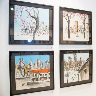 Ling Yang Chang, installation view