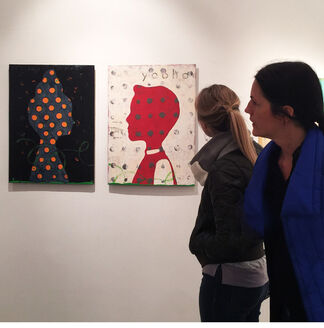 Story Tellers, installation view