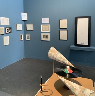 Anglim Gilbert Gallery at Independent 2019, installation view