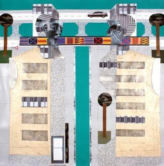 Derrick Adams: Borough, installation view