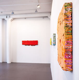 RICHARD TSAO: Works from Industry City, installation view