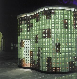 Kastenhaus, installation view