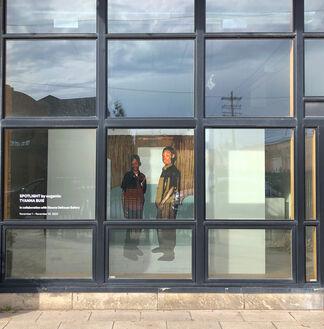 SPOTLIGHT by Eugenie: TYANNA BUIE, installation view