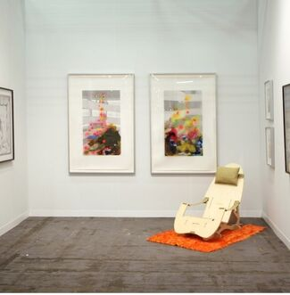 Alberta Pane at The Armory Show 2017, installation view