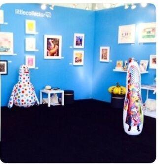 LittleCollector at artMRKT Hamptons, installation view