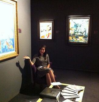 Alon Zakaim Fine Art at Masterpiece London 2014, installation view