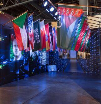 Carroll / Fletcher at Art Basel in Miami Beach 2014, installation view