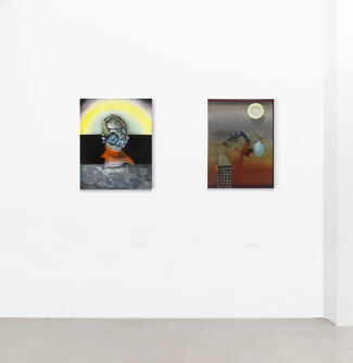Kadel Willborn at The Armory Show 2017, installation view