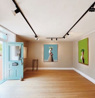 Erin Cone   Time + Tide, installation view