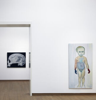 Marlene Dumas – The Image as Burden, installation view