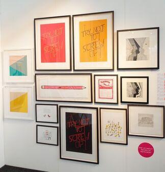Kittoe Contemporary at Affordable Art Fair Battersea 2020, installation view