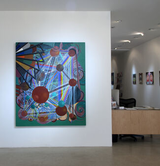 Sharing Wisdom, installation view