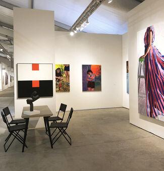 David Klein Gallery at Art Miami 2019, installation view