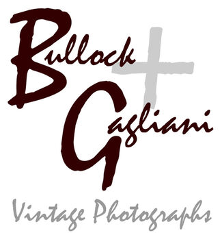 Bullock + Gagliani Vintage Photographs, installation view