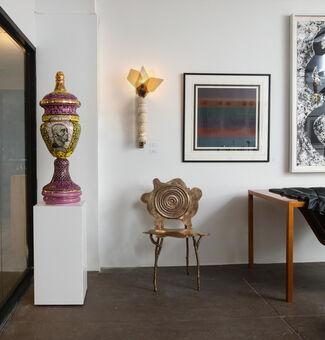 Wexler Gallery at New York Design Center, installation view