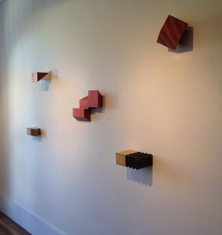 LAUREN EWING/ BERND HAUSSMANN/ BILL SCULLY/ DAVE WALSH/  PROJECT: TED LARSEN, installation view