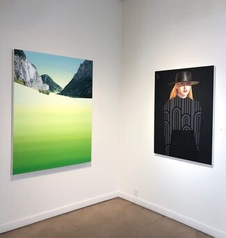 Jennifer Nehrbass / Pioneer Project, installation view