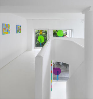 Federico Herrero   Language Melody, installation view