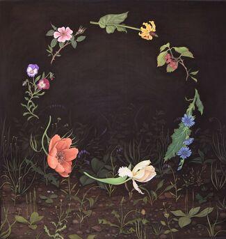 Wreath, installation view