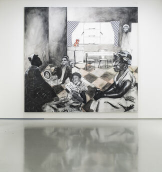 INTERSECTION, installation view