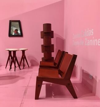 Herança Cultural at SP-Arte 2017, installation view
