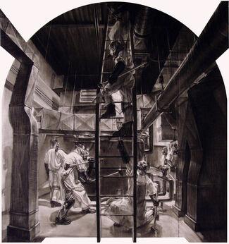 Gallery Victor Armendariz at Art on Paper 2018, installation view