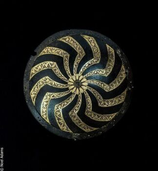 Nur: Light in Art and Science from the Islamic World, installation view