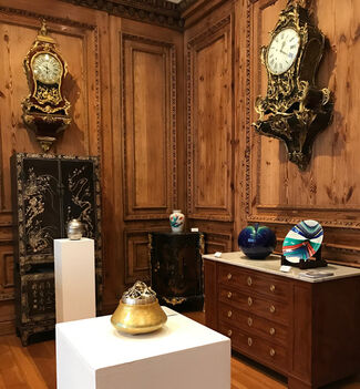 Asia Week New York 2017: Japanese Art and Modern Living, installation view